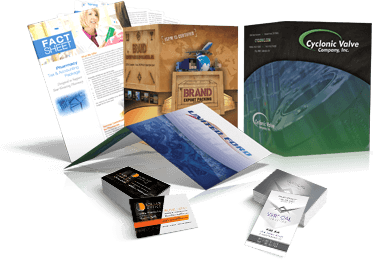 Graphic Design Tulsa Printed Materials