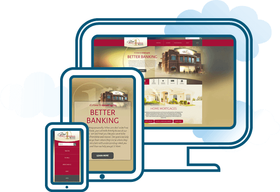 1st Oklahoma Bank - Web Design