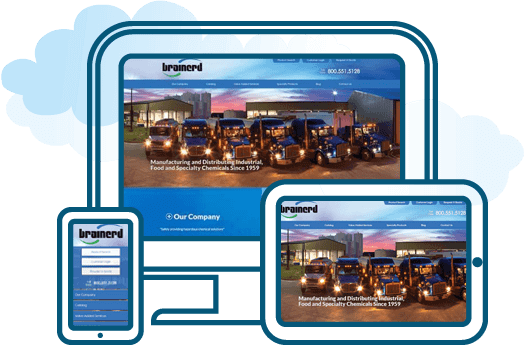 Brainerd - Web Design