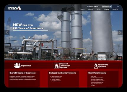 Glenpool Web Design - MRW Technologies